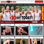 Broke Straight Boys Full Videos