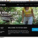 Fetish Geek Sofort Zugang