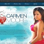 Free Carmenmoore Account