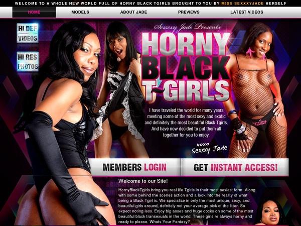Horny Black TGirls Pics