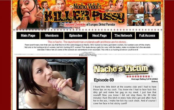 Nachos Killer Pussy Full Site