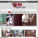 New Voyeurjapantv Accounts