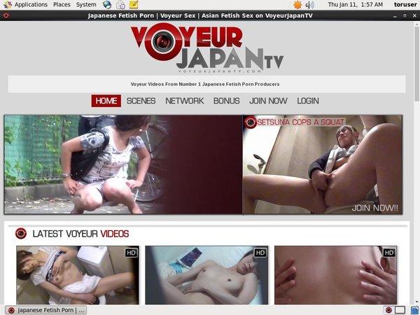 New Voyeurjapantv Accounts