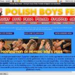 Polish Boys Feet Member Passwords