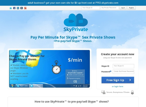 Sky Private With Ukash