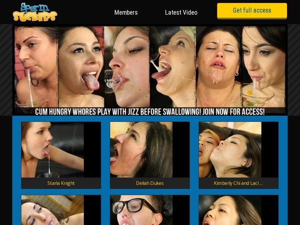 Spermsuckers.com Site