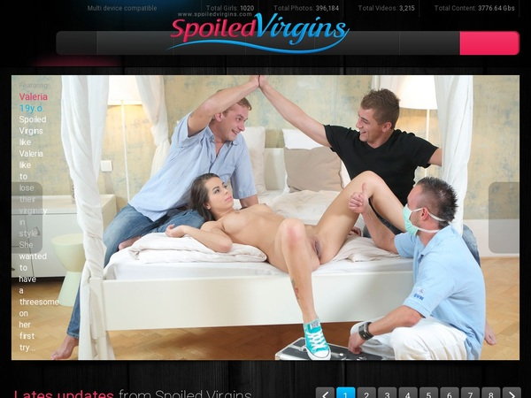 Spoiled Virgins Review
