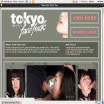 Tokyo Face Fuck Passwort