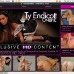 Ty Endicott User And Pass
