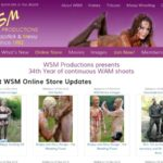WSM Productions Accounts