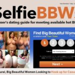 Selfie BBWs Mobile Create Account