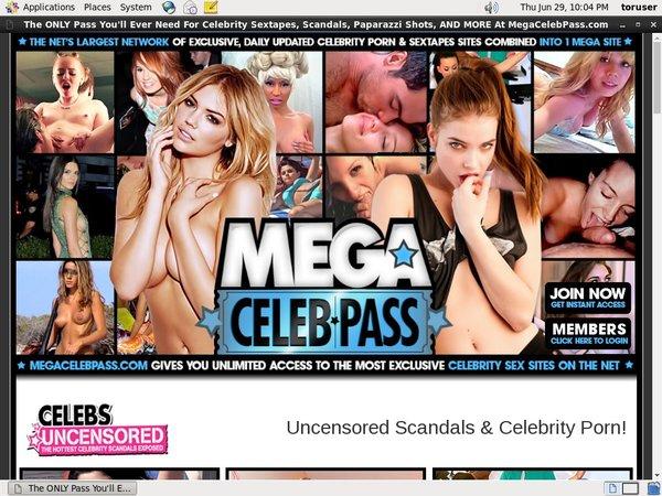 Megacelebpass Clip Cash
