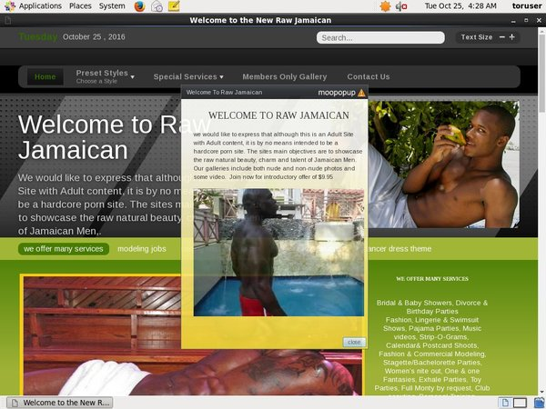 Free Access To Rawjamaican