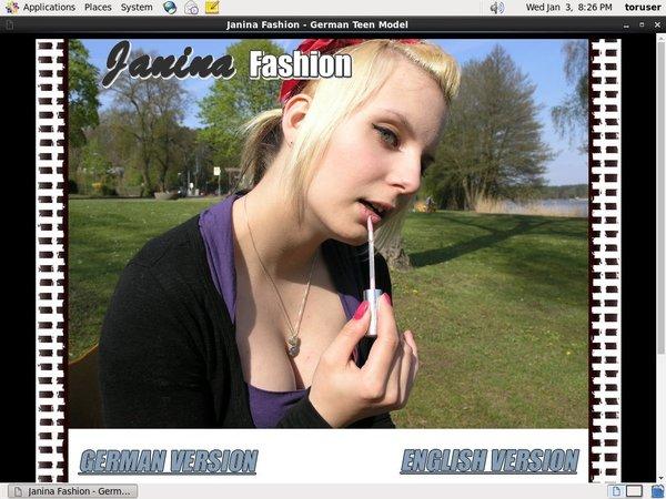 Janinafashion Free Download