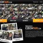 Czech Taxi New Accounts