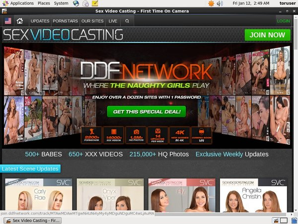 Sexvideocasting Real Accounts