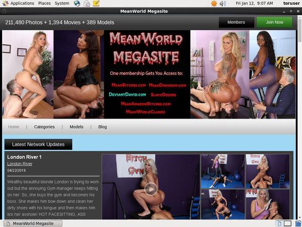 Meanworld.com Full Scenes