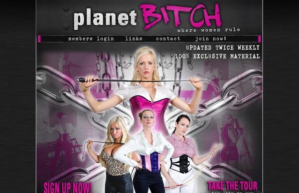 Planetbitch.com Hub