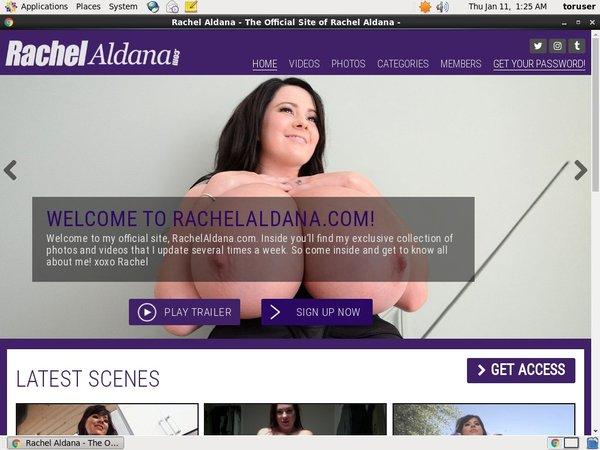 Rachel Aldana Free