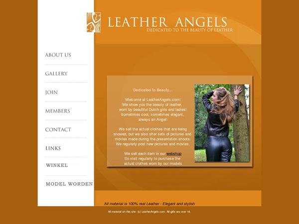 Leatherangels Buy Membership
