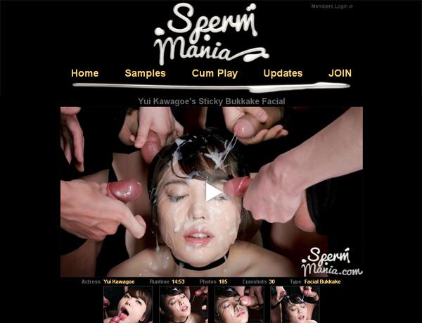 Spermmania.com Premium Accounts Free