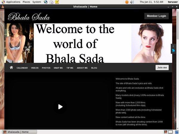 BhalaSada Bank Payment
