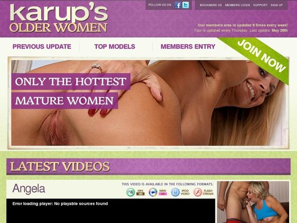 Karupsow.com Premium Passwords