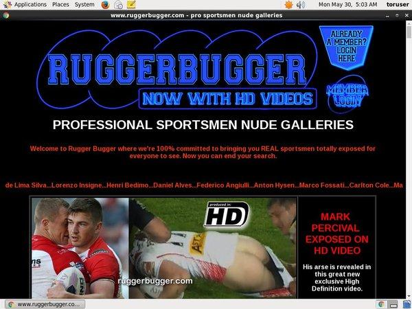 Rugger Bugger Accounts Passwords
